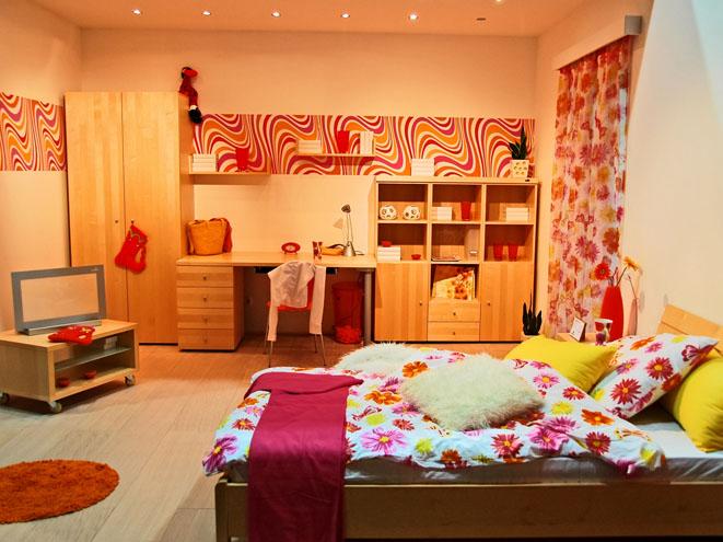 פתרונות שינה בחדרי ילדים